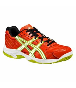 Asics Gel-Squad GS Rood Indoor