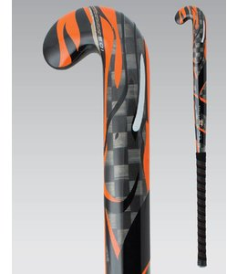 TK P2 late bow Zwart/Oranje
