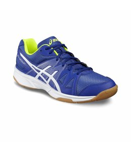 Asics Gel-Upcourt Blau/Weiss Indoor