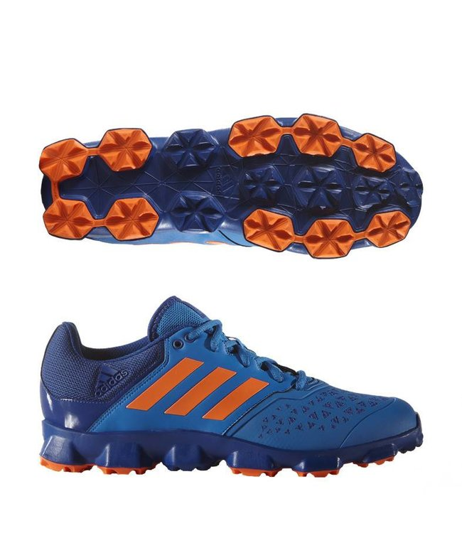 Adidas Hockey Flex II Blau/Orange