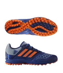 Adidas Hockey Zone Dox Blauw/Oranje