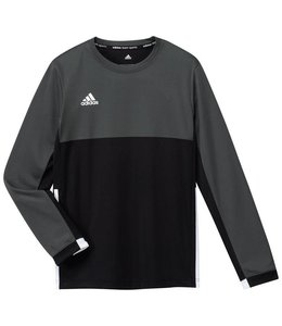 Adidas T16 Long Sleeve Shirt Boys Zwart