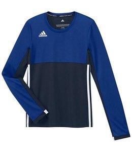 Adidas T16 Long Sleeve Shirt Mädchen Navy