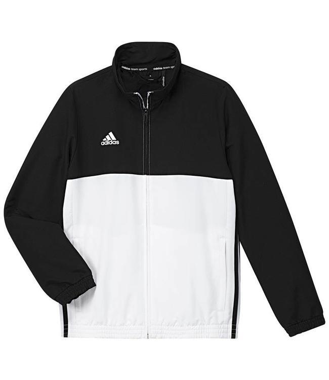 Adidas T16 Team Jack Kinder Schwarz