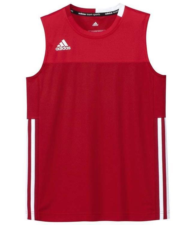 Adidas T16 Singlet Jungen Rot