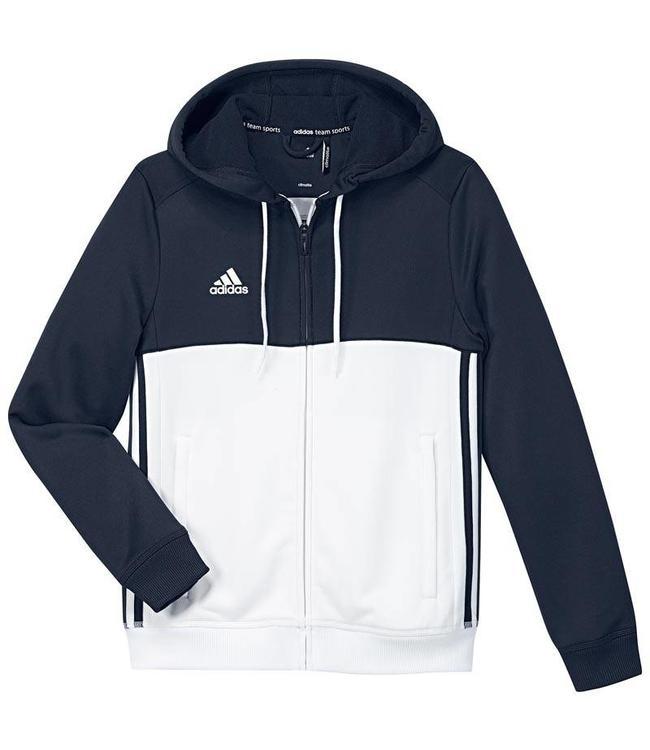 Adidas T16 Hoody Kinder Navy