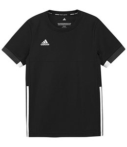 Adidas T16 Team Shirt Kinder Schwarz