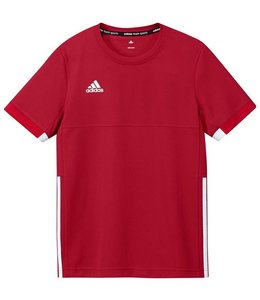 Adidas T16 Team Shirt Kinder Rot