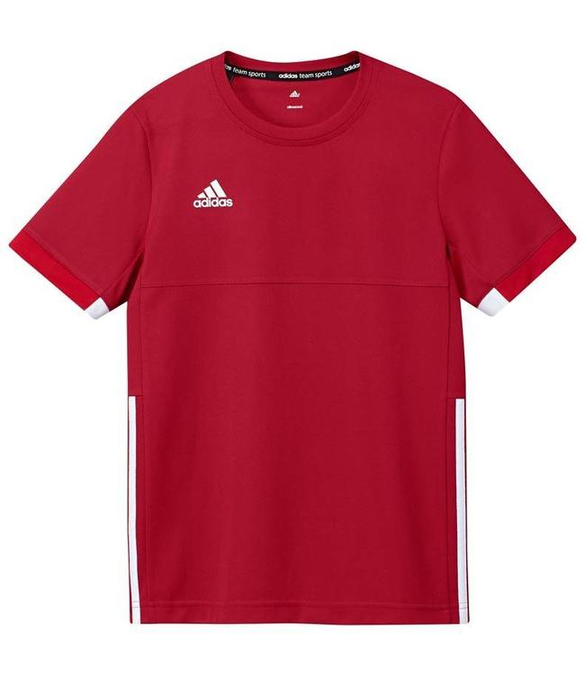 Adidas T16 Team Shirt Kids Rood