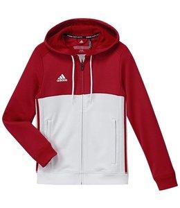 Adidas T16 Hoody Kinder Rot