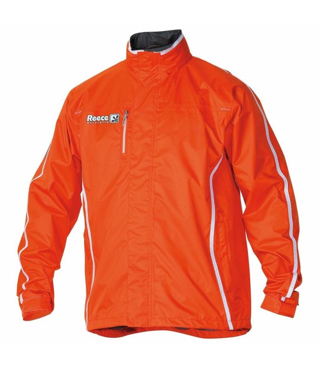Reece Breathable Comfort Jacket Unisex Oranje