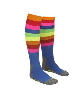 Stag Socken Fluo Streifen