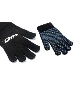 Dita Winterhandschoen Aspen Zwart