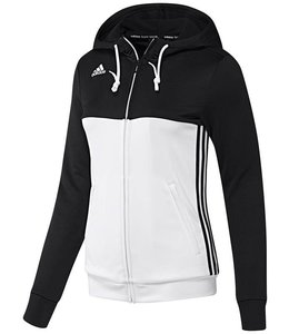 Adidas T16 Hoody Damen Schwarz