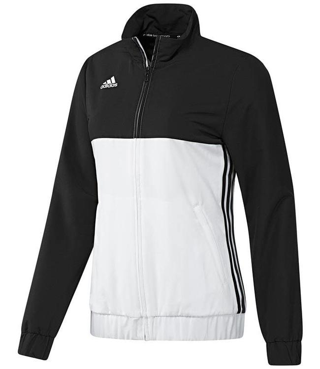 Adidas T16 Team Jack Dames Zwart