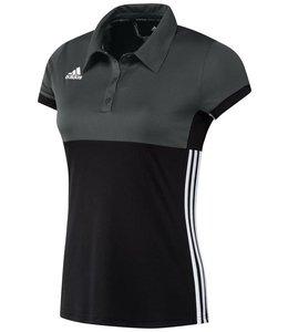 Adidas T16 Polo Damen Schwarz