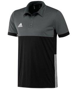 Adidas T16 Polo Heren Zwart