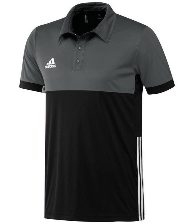 Adidas T16 Polo Herren Schwarz