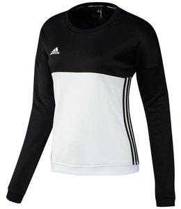 Adidas T16 'Offcourt' Crew Sweater Damen Schwarz
