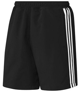 Adidas T16 Short Heren Zwart