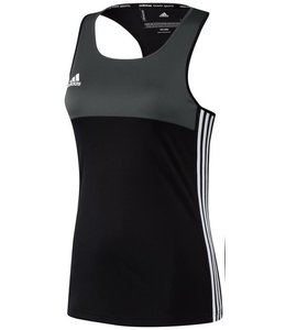 Adidas T16 Tanktop Dames Zwart