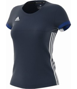 Adidas T16 Team T-shirt Damen Navy