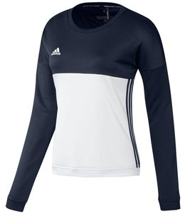 Adidas T16 'Offcourt' Crew Sweater Dames Navy
