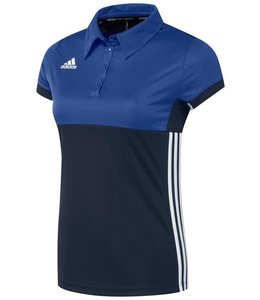 Adidas T16 Polo Damen Navy