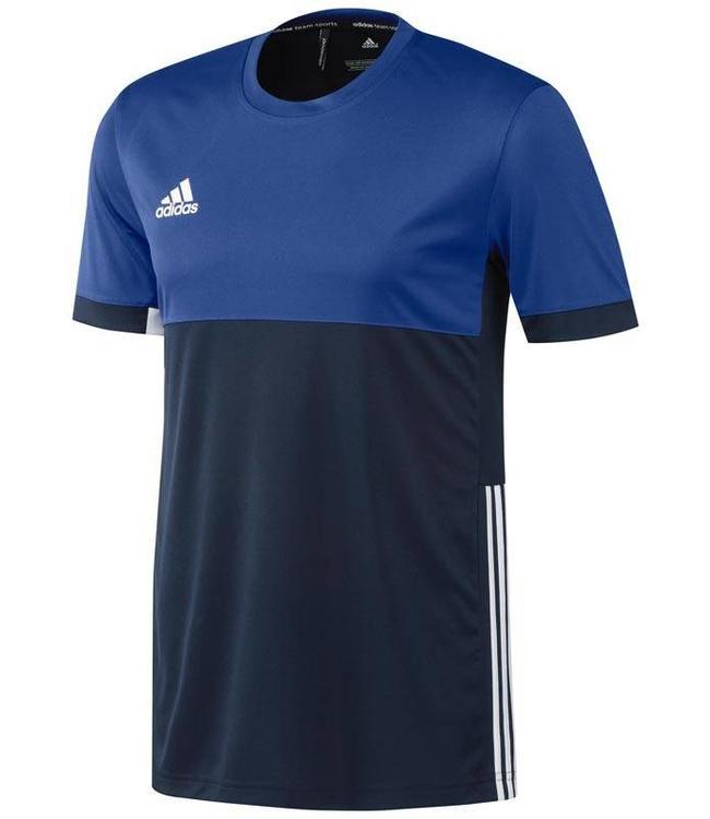 Adidas T16 Short Sleeve Tee Heren Navy