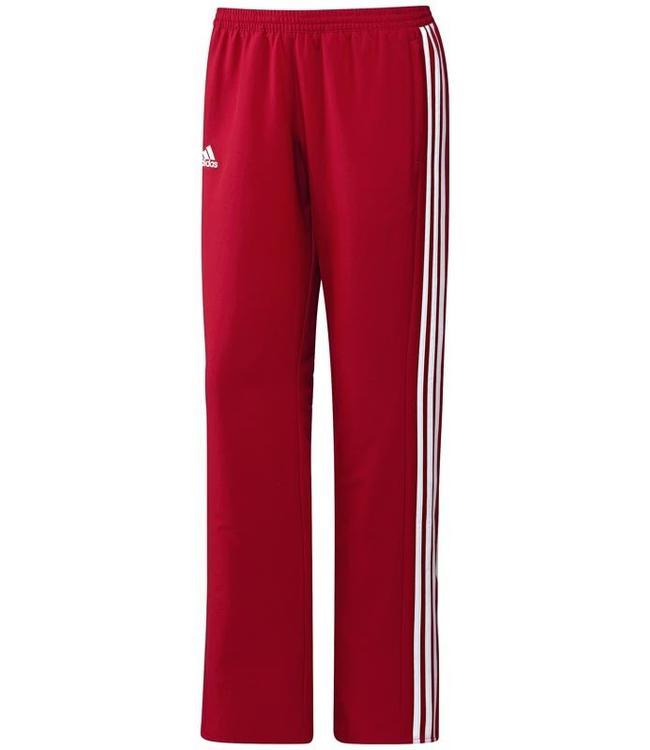 Adidas T16 Team Pant Dames Rood