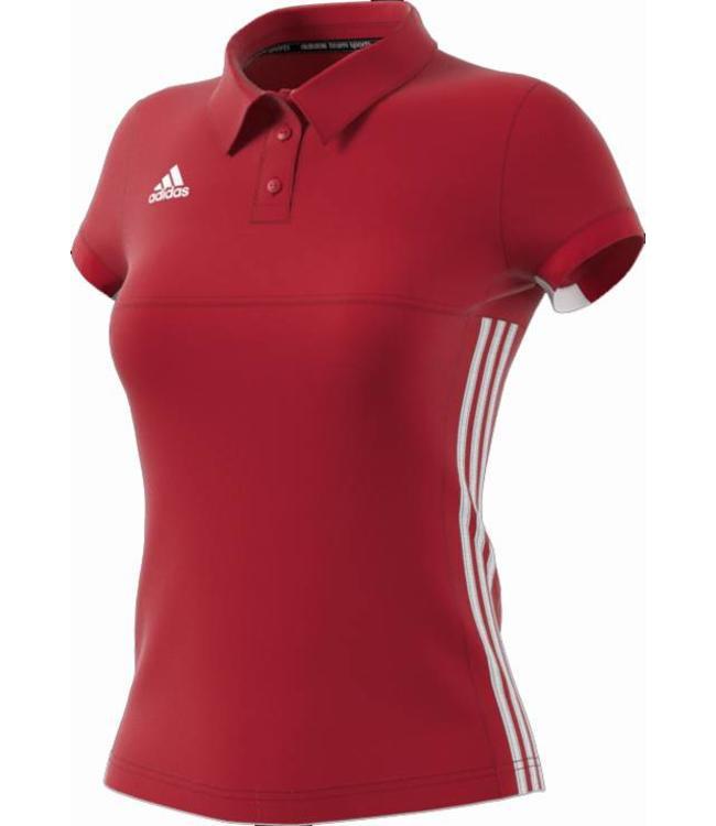 Adidas T16 'Offcourt' Team Polo Damen Rot