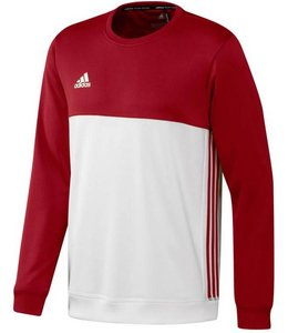 Adidas T16 Crew Sweater Heren Rood