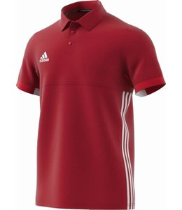 Adidas T16 'Offcourt' Team Polo Heren Rood