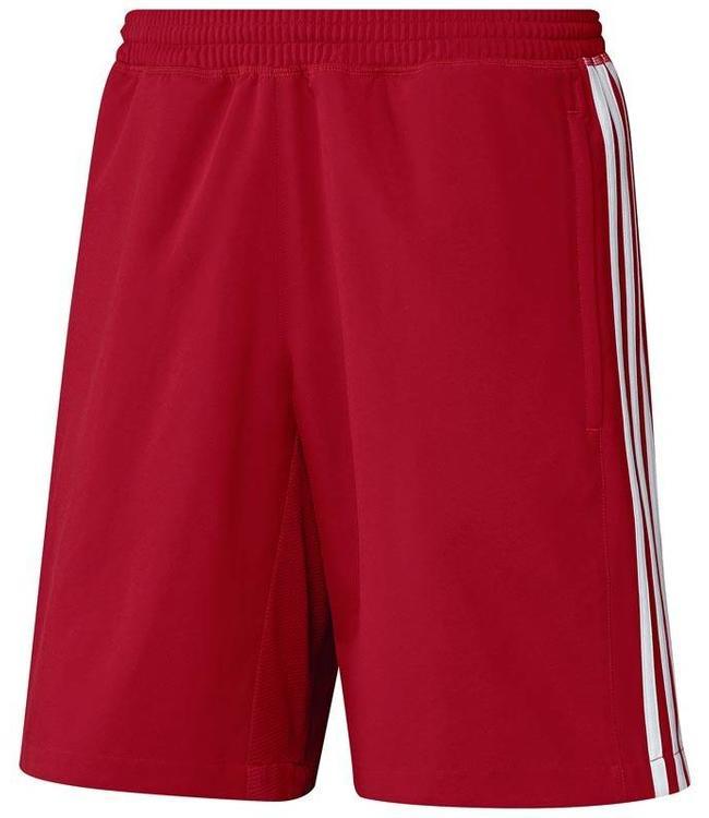 Adidas T16 Short Heren Rood