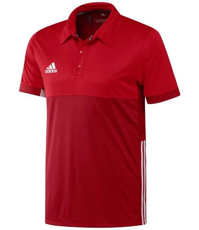 Adidas T16 Polo Herren Rot