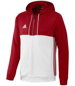 Adidas T16 Hoody Heren Rood