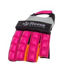 Reece Protection Glove Halve Vingers Roze/Oranje