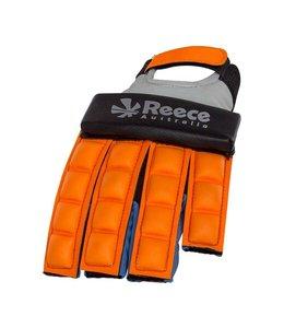 Reece Protection Glove Halve Vingers Oranje/Blauw