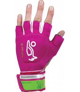 Kookaburra Revoke Glove Roze/Lime