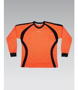 TK Slimfit Torwart Trikot Orange