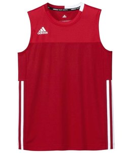 Adidas T16 Sleeveless Tee Men Rood