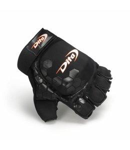 Dita X-lite Black/Orange Dita hockeyhandschoen