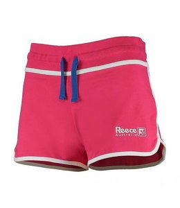 Reece Kate Sweat Short Pink/Weiß
