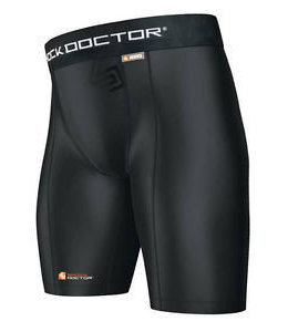 Shock doctor Kompressions-short Mit Cup Tasche (Ohne Cup) 220