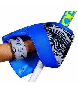 Obo Robo Hi-Rebound Plus Handprotector Rechts Blau