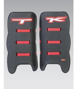 TK S1 Legguards Total Rebound Isoblox Zwart