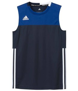 Adidas T16 Sleeveless Tee Men Navy