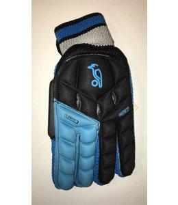 Kookaburra Blockade Glove Zwart/Blauw