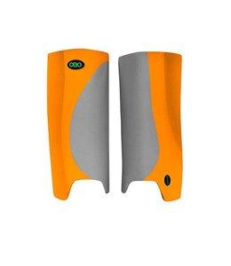Obo Robo Hi-Rebound Legguards Orange/Grau
