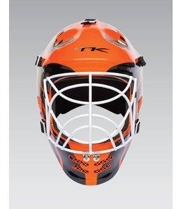 TK T5 Helm Junior Orange/Schwarz